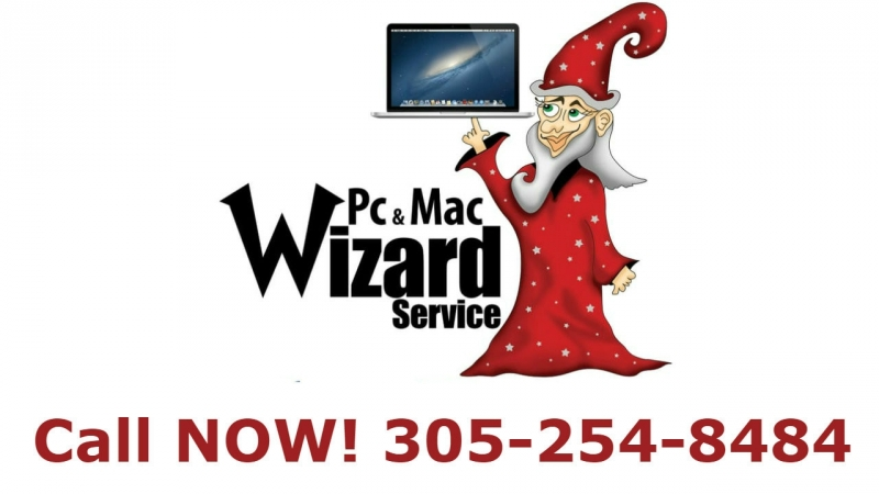 PC MAC WIZARD SERVICE MIAMI