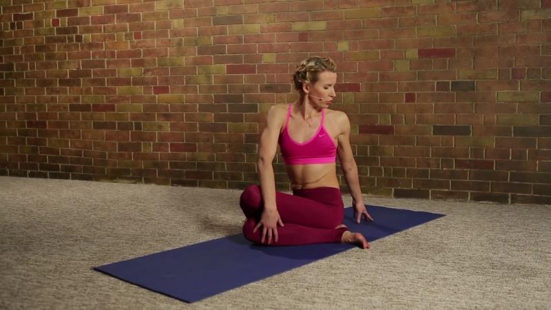 Йога - Вечерний комплекс на 20 минут