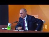 О российской армии- Путин рассказал анекдот про кортик и часы