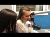 Наталья Белорукова & Ирина Рязанцева - обращение к болельщикам