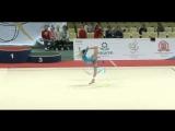 Юлия Кутлаева - Лента(15.500, Многоборье)