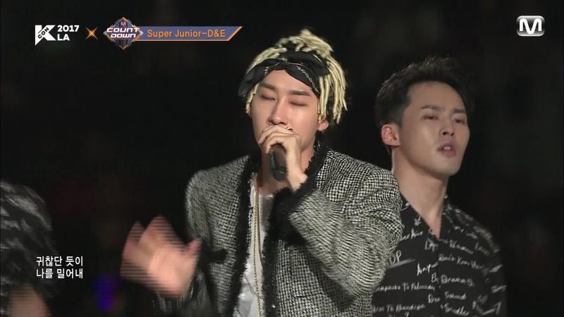170831 Super Junior DE (슈퍼주니어-DE) - Growing Pains (너는 나만큼)