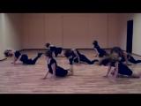 Vogue Femme choreography Semionova Anastasia