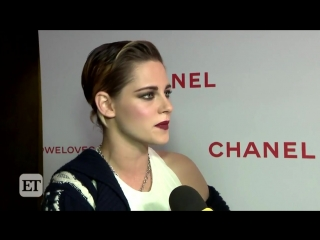 ET Online - Kristen Stewart I would love to do it. I hope that that comes together