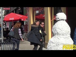 Страшный снеговик.mp4