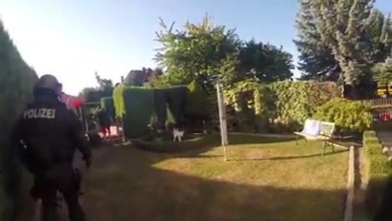 SEK Video. Bodycam-Aufnahme einer der... - Ácido Momo CountErgo