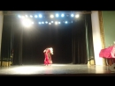 ШВТ ЗЕЙНАБ.Кубок Валиды-III, 09.12.2017.Open stage.Цыганский танец.