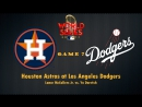 World Series 2017. Houston Astros at Los Angeles Dodgers. Game 7 (Full game)