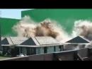 Как делали цунами для фильма-катастрофы