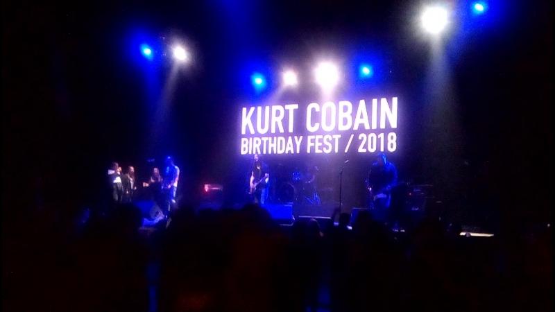 Kurt Cobain Birthday Fest 2018   20 фев   Театръ 2