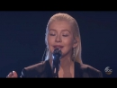 Christina Aguilera- Whitney Houston Tribute- I Will Always Love You/ I Have Nothing Run to You \ I'm Every Woman 20 11 2017