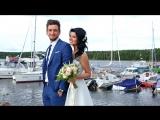 Свадебный клип  видеооператор видеограф на свадьбу свадебная видеосъемка свадебное видео москва ролик выпускной спб