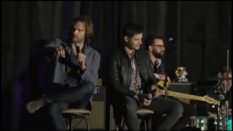 J2 Afternoon panel Stageit Recording Supernatural San Francisco Con 2017 SPNSF