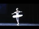 ПА де де из балета Щелкунчик музыка П.Чайковский, хореография В. Вайнонен