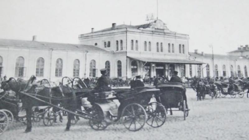 Марш «Дни нашей жизни» записаный в Вильне (1910 год)