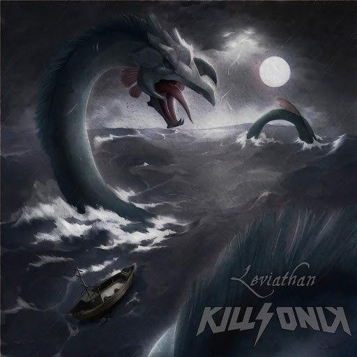 KillSonik альбом Leviathan