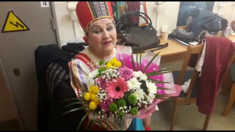 Татарстанның халык артисты Луиза Солтанова