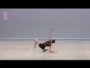 Davide Loricchio, the student of Vaganova Ballet Academy at Prix de Lausanne 2018