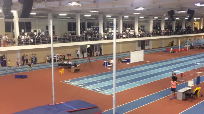 Боронин Илья 800 м