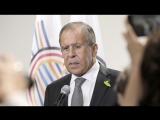 С.Лавров по итогам встречи В.Путина и Д.Трампа