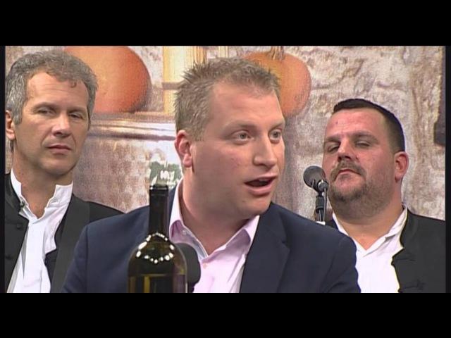 IKB Ča skalica - Mladen Dorić, Vedran Mlakar i Klapa Kamik