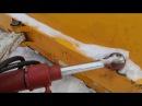 Обзор отвала и трактора Т-25