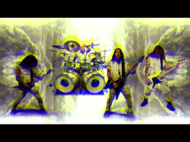 MACHINE HEAD - Kaleidoscope (OFFICIAL MUSIC VIDEO)