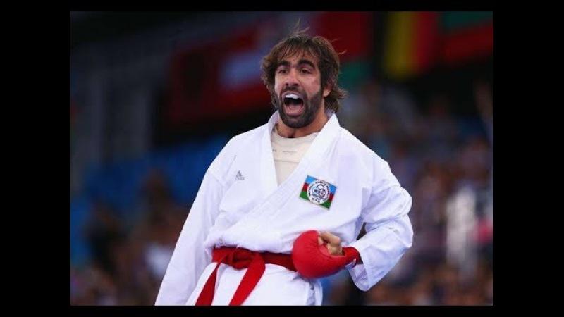 Рафаэль Агаев, пятикратный чемпион мира по каратэ. Веб-конференция на XSPORT