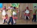 Детский танец Кадриль