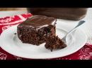 Мега Шоколадный Пирог с Ганашем Chocolate Cake with Ganache Tanya Shpilko