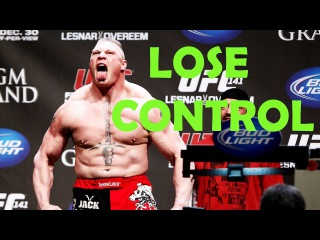 When MMA Fighters Lose Control 2017 Compilation