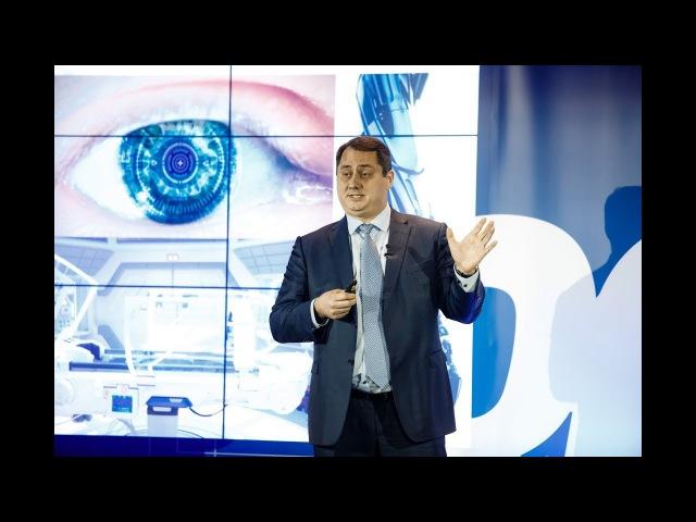 Лекторий «360 разговоров о будущем» Александр Колсанов