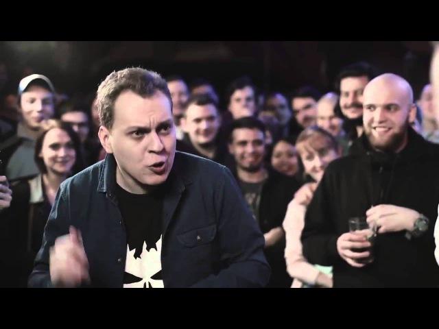 VERSUS | Хованский VS Ларин (лучший момент)