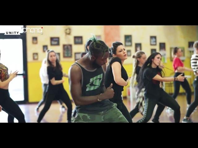 SLIP Workshop Recap | DANCEHALL UNITY 2017 | OHANA Creative Video