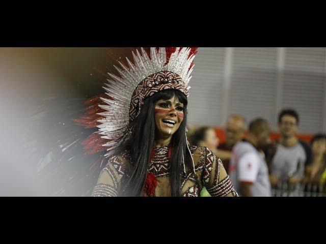 Mancha Verde 2018 - Desfile Oficial - Carnaval 4k - Viviane Arauujo