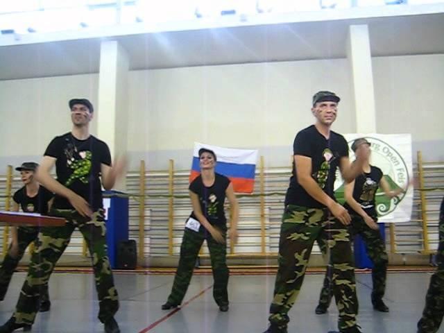 Фристайл Carey Academy Samara
