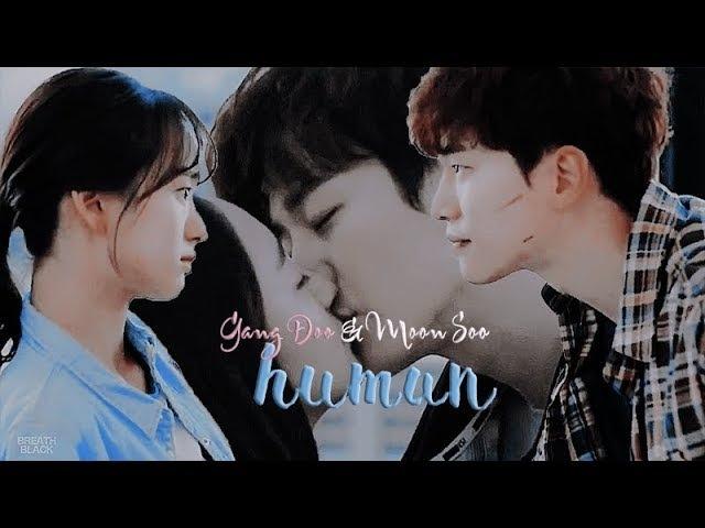 Gang Doo Moon Soo | Human ━ Rain or Shine ( Just Between Lovers ) FMV.