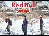 Red Bull. Can you make it 2018. (Russia) Escape team.