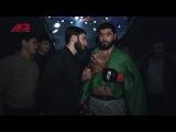 Post-fight interview: Dowletdzhan Yagshimuradov