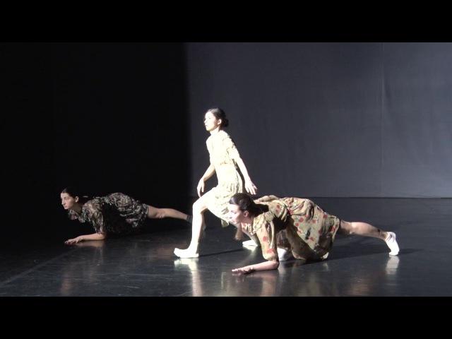 Ксения Михеева (contemporary) Три сестры | Дом танца Каннон Данс