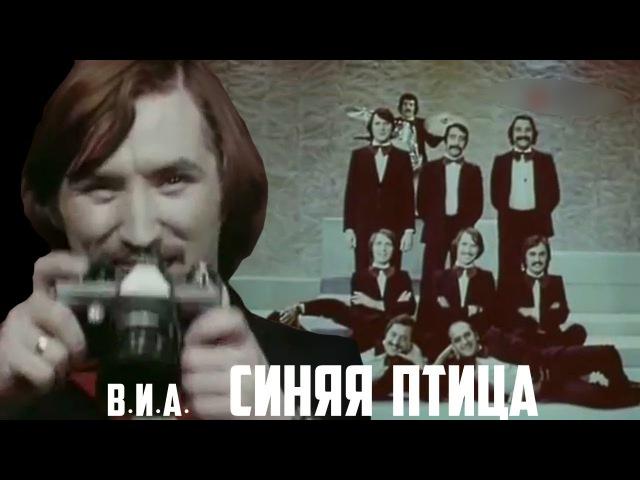 Фильм концерт Поет ВИА Синяя Птица В стерео звучании