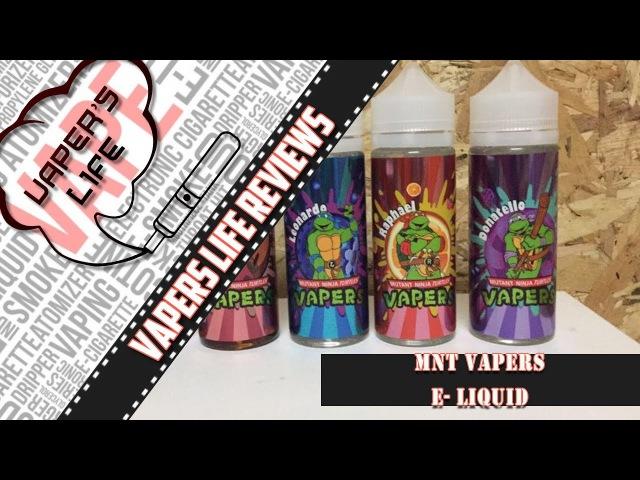 Жидкость MNT Vapers   vk.com/freshbloodvape   Вкусные бюджетки за 350 рублей
