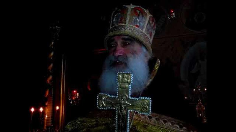 Проповедь настоятеля Свято-Никольского храма п.Ракитное протоиерея Николая Германского в неделю 33-ю по Пятидесятнице 21янв2018