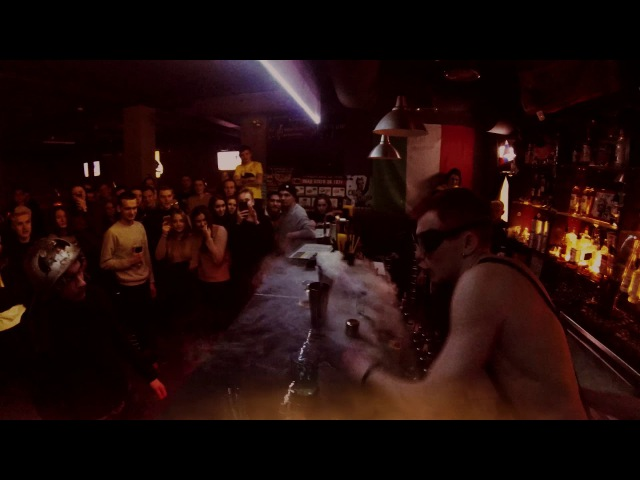 Killfish - Экстрим подача в стиле Безумного Макса