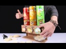 How to Make Awesome Pringles Dispenser