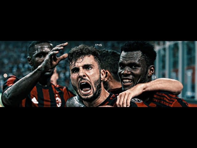 AC Milan A New Beginning OFFICIAL MOVIE 2017 18 ft EDITVIDEO1000
