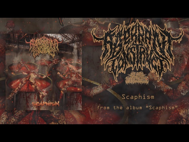 ABERRANT CONSTRUCT - SCAPHISM [OFFICIAL EP STREAM] (2018) SW EXCLUSIVE