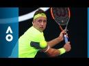 Dominic Thiem v Tennys Sandgren match highlights (4R) | Australian Open 2018