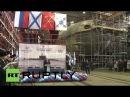 Russia Lada class sub Velikiye Luki keel laid on Submariners' Day