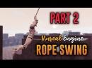 ╭ ╯UE4 Rope Swing - Tutorial - Part 2